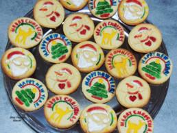 Biscuits de Noel Nutella Miss Gloubi6