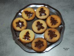 Biscuits de Noel Nutella Miss Gloubi8