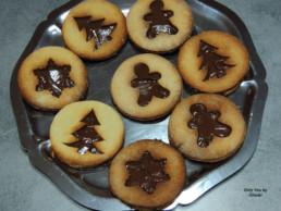 Biscuits de Noel Nutella Miss Gloubi9