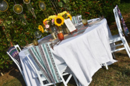 Décoration Boho Wedding