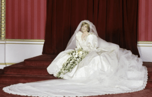 Robe de mariée Lady Di