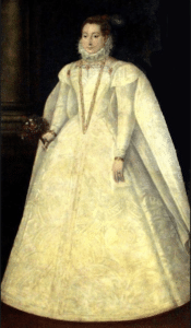 Robe de mariée Marie Stuart