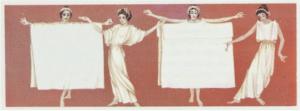 Robe de mariée grèce antique