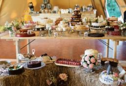 Wedding Cake Table 2