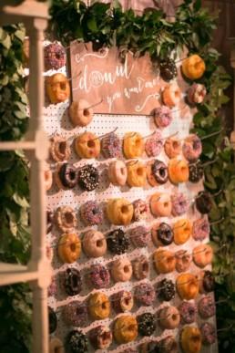 Wedding Donut