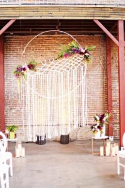 Wedding Macramé 2