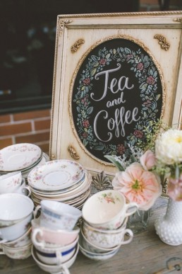 Wedding Tea Time