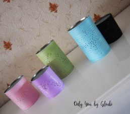 Lanternes de Noel Miss Gloubi5