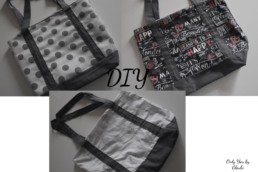 Tote Bag Miss Gloubi DIY
