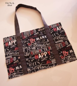 Tote Bag Miss Gloubi11
