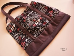 Tote Bag Miss Gloubi18