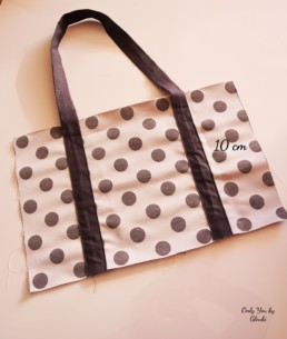 Tote Bag Miss Gloubi9