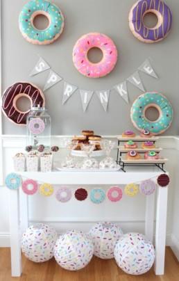 Donut Baby Shower2