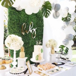 Exotic baby shower1
