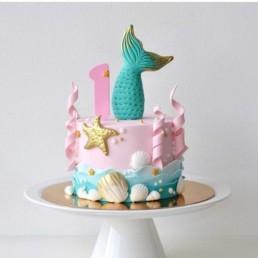 Mermaids Baby Shower2