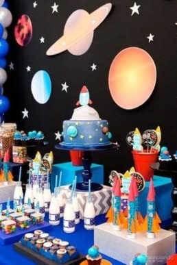 Space Baby Shower2
