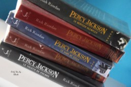 Percy Jackson Miss Gloubi6