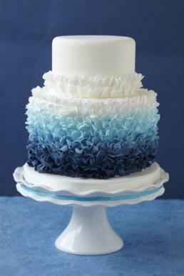 Ombre cake2