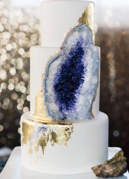 cristal geode cake1