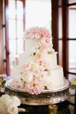 fresh flower cake2