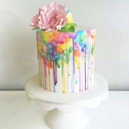 watercolor cake2