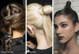 fall_winter_2018_2019_hairstyles_trends_chignons_knots1