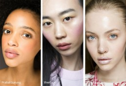 fall_winter_2018_2019_makeup_trends_peachy_pink_blush