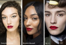 fall_winter_2018_2019_makeup_trends_red_lipstick
