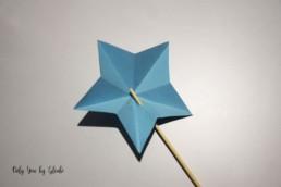 DIY Etoiles 3D Miss Gloubi Noel 8