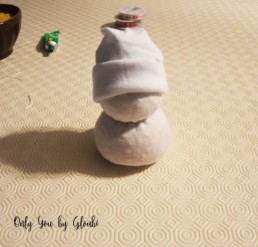 Mes Bonhommes de neige DIY Miss Gloubi5
