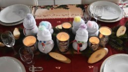 Mes Bonhommes de neige DIY Miss Gloubi8