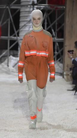 Cagoule Calvin Klein