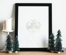 Christmas organiser repas Miss Gloubi12