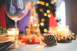 Christmas organiser repas Miss Gloubi8
