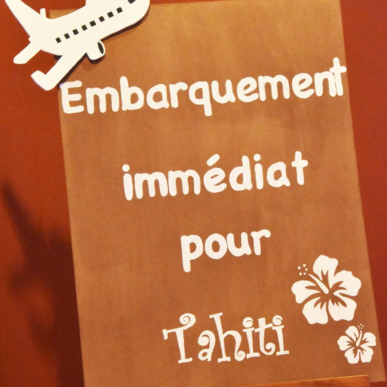 Soirée Tahiti Only You by Gloubi58