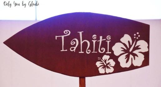 Soirée Tahiti Only You by Gloubi8