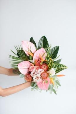 Bouquet exotique2