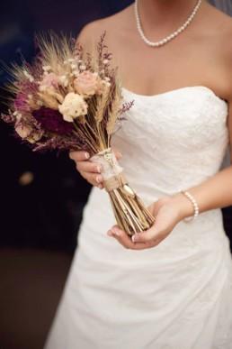 Fleurs séchées mariage2