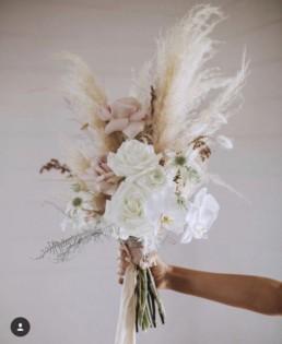 Fleurs séchées mariage4