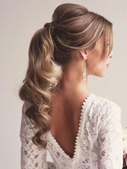 Wedding Hair 2019 Trends Miss Gloubi13