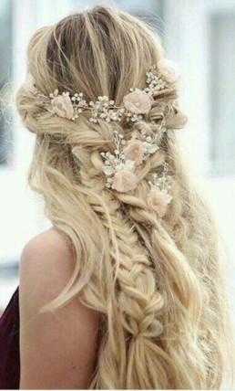 Wedding Hair 2019 Trends Miss Gloubi17