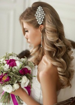 Wedding Hair 2019 Trends Miss Gloubi29