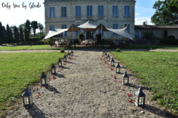 Mariage au chateau de Birot Only You by Gloubi28