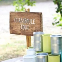 Chamboule tout Location Only You by Gloubi