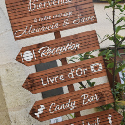 Locations Déco Only You by Gloubi signalétique189
