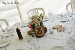 Mariage L&M Champetre Rétro Only You by Gloubi181