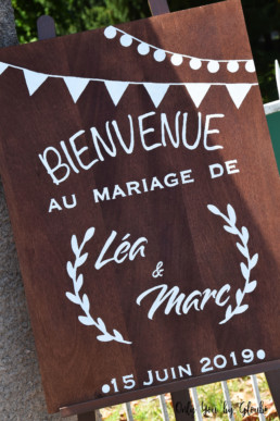 Mariage L&M Champetre Rétro Only You by Gloubi64