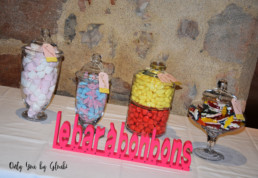 Mariage M&S Candy Bar Only You by Gloubi