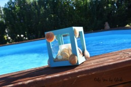 Photophore souvenir de vacances Miss Gloubi DIY31