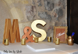 Mariage M&S Chic Elegant Only You by Gloubi 138